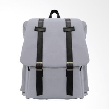 Tas Mania Korea M2M Backpack - Grey