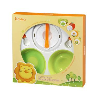 Simba Deluxe Food Processor Set Alat Makan Bayi