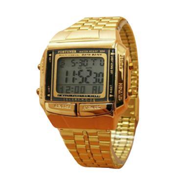 Fortuner Jam Tangan Wanita - Gold