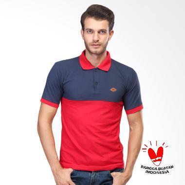 Inficlo SMD 182 Darmian Wangki Polo Shirt Pria