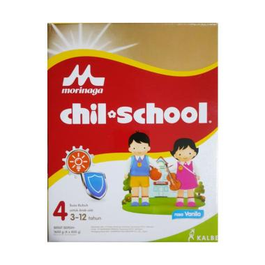 Morinaga Chil School Reguler Vanila Susu Formula [1600 gr]