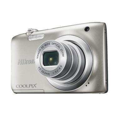 Nikon Coolpix A100  Kamera Pocket - Silver