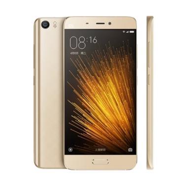 Xiaomi Mi 5 Smartphone - Gold [64GB/3GB]