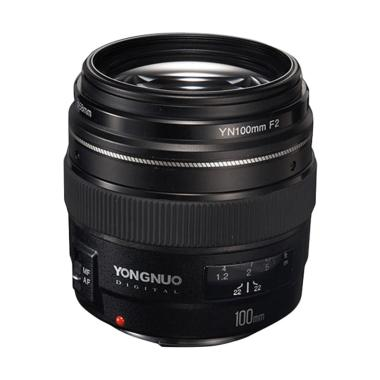 Yongnuo 100mm f/2 Lens for Canon