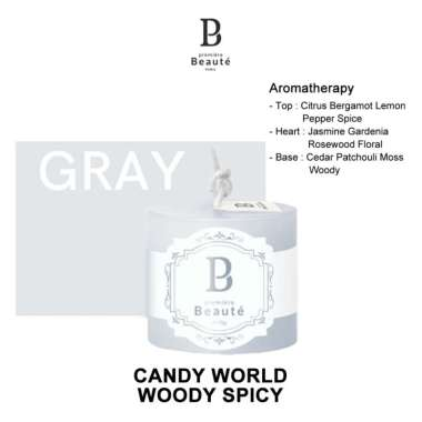 harga PREMIERE BEAUTE CANDY WORLD GRAY LILIN AROMATHERAPHY ORIGINAL Blibli.com