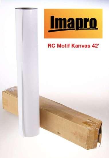 harga Kertas Plotter Imapro RC Motif Kanvas 270gsm L-42'x30m Putih Blibli.com