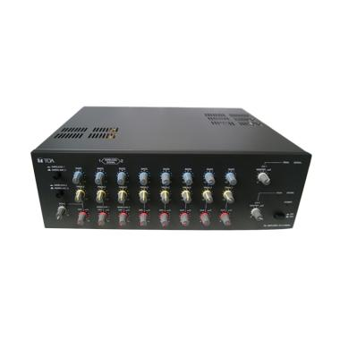 TOA ZA 2128 MW Mixer Amplifier [2 x 120 Watt]