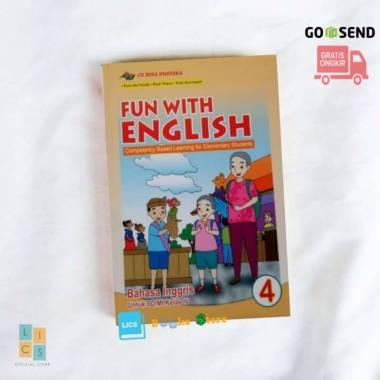 harga Buku Bahasa Inggris Fun With English Kelas 4 Revisi 2017 Blibli.com