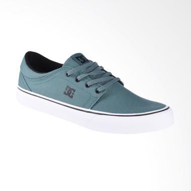 DC Trace TX M Shoe Sepatu Sneaker Pria - Sea ADYS300126-SEA