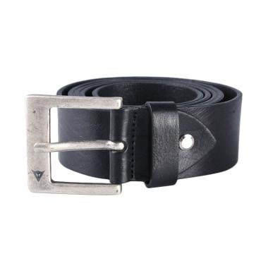 Dainese Leather Belt Evo Ikat Pinggang - Black [105 cm]