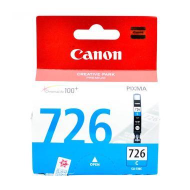 Canon CLI-726 Cartridge Tinta Printer - Cyan