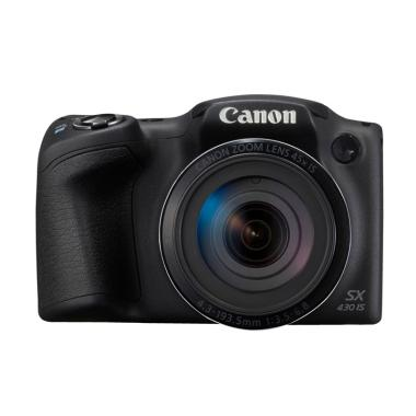 Canon Power Shot SX430 IS Kamera Pocket