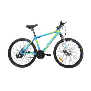 Avand United MTB Whistler XC 721 Sepeda Gunung - Biru [26 Inch]