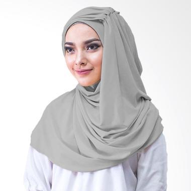 Milyarda Hijab Alesyana Jilbab Instan - Abu