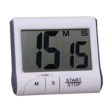 Latina STA-3310 Kitchen Timer with Large Display Alat Kopi [3 Inch]