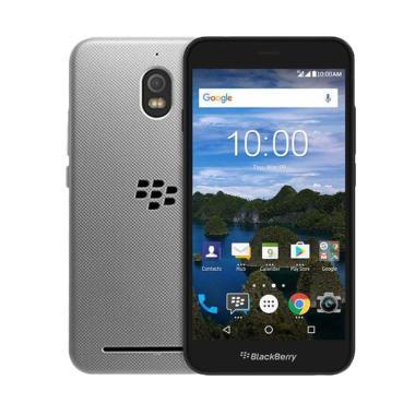 Blackberry Aurora Smartphone - Silver [32 GB/ 4 GB/ 4G LTE]