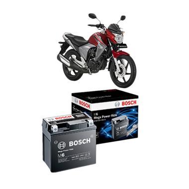 Bosch AGM RBTZ-5S Aki Kering Motor for Honda Verza 150