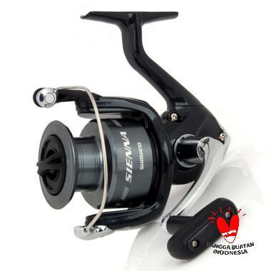 Shimano 4000FE Spinning Sienna 2 Bearings Reel Pancing 521 9