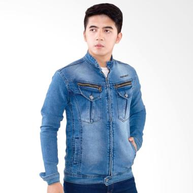 Inflico Blackkelly Original Distro  ... jang - Blue Denim SPI 436
