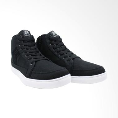 Precise Dalton M Sepatu Sneakers - Hitam