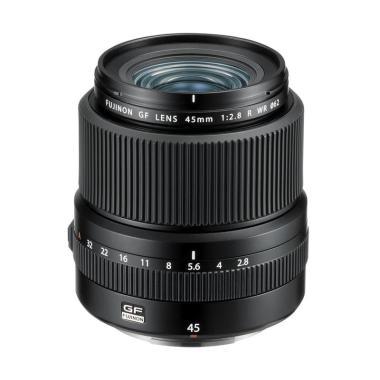 Fujifilm GF 45mm F2.8 R WR Lensa Kamera Fujishopid
