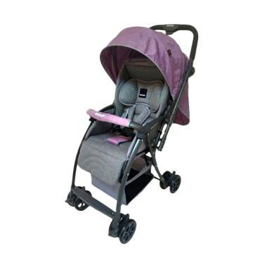BabyDoes CH817i M EasyLite Kereta Dorong Bayi - Ungu