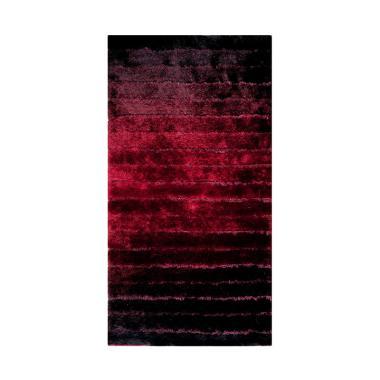 Vision NEWH 3 Royal Shaggy Karpet - Red [80 x 150 cm]