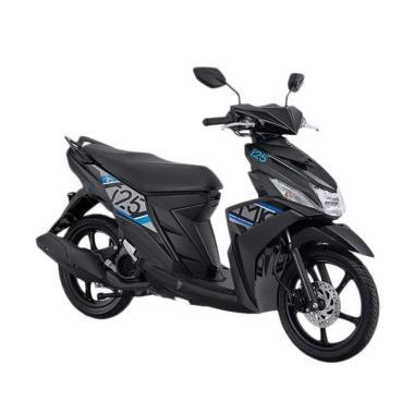 Yamaha New Mio M3 125 Sepeda Motor [VIN 2019/ OTR Sumatera Utara]
