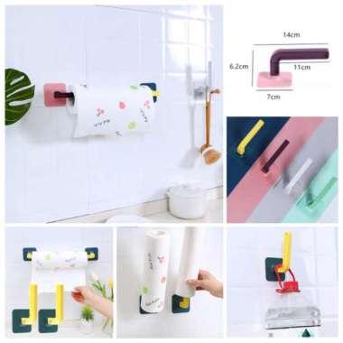 harga Baru Gantungan Tissue Roll Wrap Foil Tutup Panci Talenan Gelas - 1 PC Limited Blibli.com