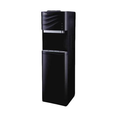 Midea YL1634S Water Dispenser - Black Metallic