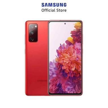 harga Samsung Galaxy S20 FE Smartphone [128GB/ 8GB] Snapdragon Cloud Red Blibli.com