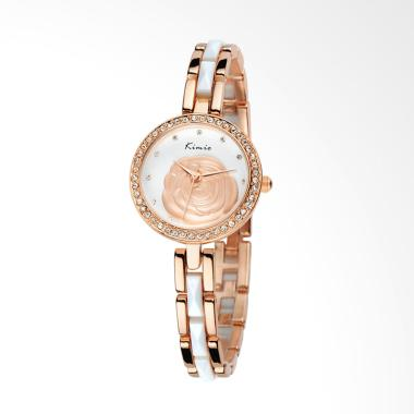 Kimio KW500SJ Luxury Casual Women's Watch Jam Tangan Wanita - Gold