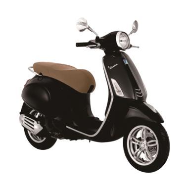 Vespa Primavera 150 I-Get ABS Sepeda Motor - Nero Vulcano