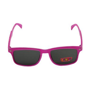 KUKUK KCM-AC2A5 Import Kacamata Wanita - Pink Champagne