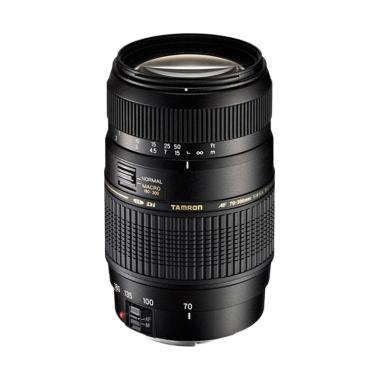 Tamron AF 70-300MM Lensa Kamera for DSLR Canon F/4-5.6 DI LD MACRO