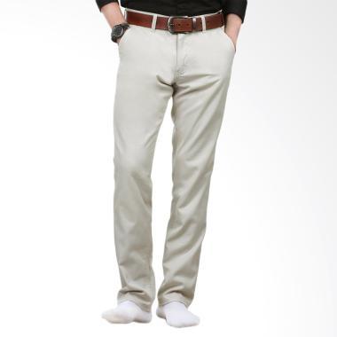 Elevant Chinos Ivory Premium Quality Celana Panjang Pria