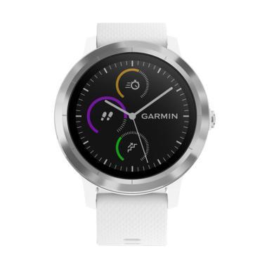 Garmin Vivo Active 3 Smartwatch - White
