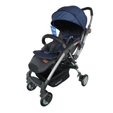 Monday Moms Day - Babyelle S 939 Avio Reversible Kereta Dorong Bayi - Navy Blue
