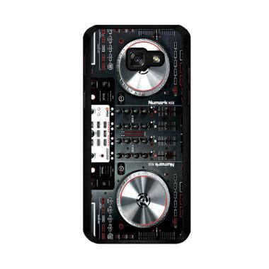 harga Flazzstore Digital Mixer Dj Turntable Electronic Music F0362 Custom Casing for Samsung Galaxy A5 2017 Black Blibli.com