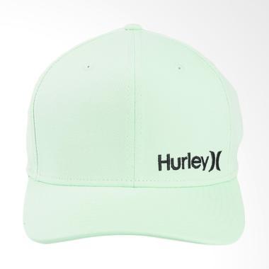 Hurley Corp Hat Vapor Topi Pria - Green [892022 326]