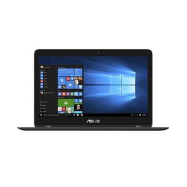Asus UX360UAK-DQ276T Laptop - Black ... 500U/512GB/16GB/W10 Home]