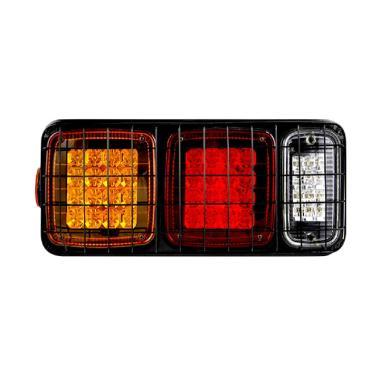DNY LED Stop Lamp Mobil for Universal - Merah Kuning Putih [Kanan]
