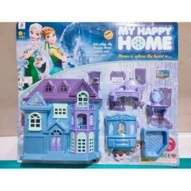 harga Mainan Anak My Happy Home Frozen - Mainan Perabotan Rumah rumahan Multicolor Blibli.com