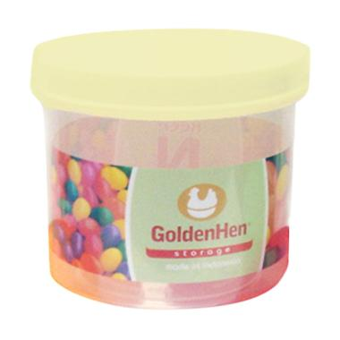 Golden Hen 2286 Plastik TP Set Toples - Krem [12 pcs]
