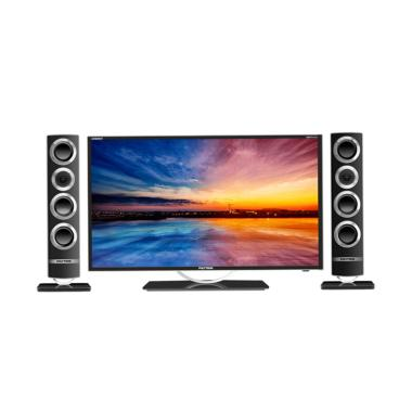 POLYTRON PLD 32T1506 LED TV - Black [32 Inch]