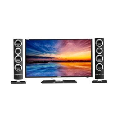 JOGJA - POLYTRON PLD 32T1506 LED TV - Black [32 Inch]