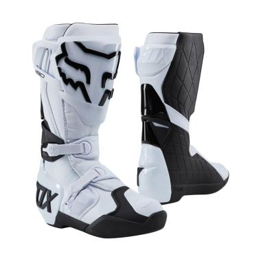 Fox 180 Sepatu Boots - White 19908-008