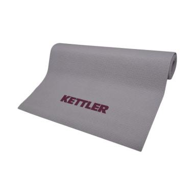 Kettler Yoga Mat Aksesoris Yoga - Grey [102-100]