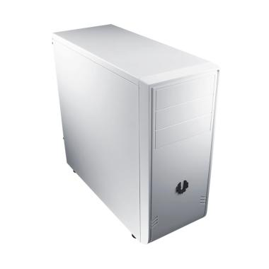 Bitfenix Comrade Casing Komputer - White