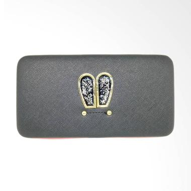 Jims Honey Easter Dompet Handphone Wanita - Black